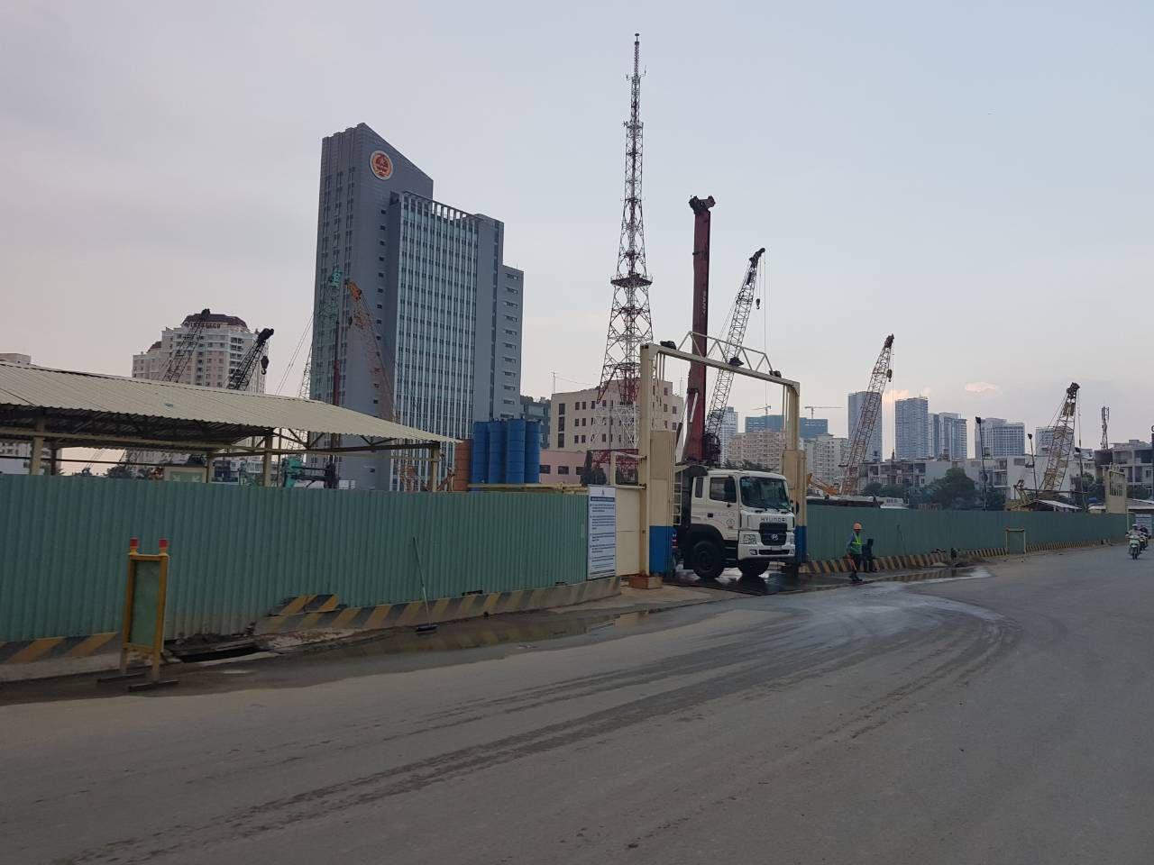 tiến độ xây dựng dự án laimian city ct3