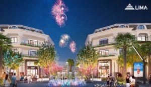 Phối cảnh hạ tầng dự án Calyx Residence 319 Uy Nỗ – Đông Anh