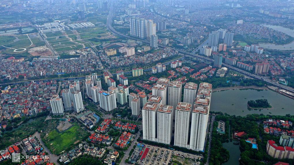 Một góc Bất động sản Hà Nội